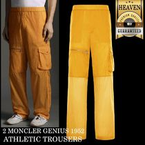 累積売上総額第1位!MONCLER GENIUS★1952★ATHLETIC TROUSERS