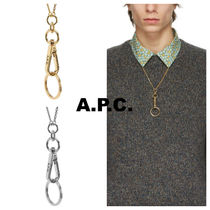 A.P.C. come  ネックレス 2カラー 国内発送関税込アクセサリー