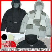 人気【THE NORTH FACE】★STEEP LIGHT RAIN JACKE.T★ジャケット
