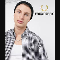 FRED PERRY(フレッドペリー) シャツ 【おすすめアイテム】FRED PERRY Gingham Check Shirt