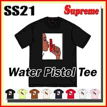 1 week SS 21 Supreme Water Pistol Tee