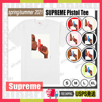【21SS】SUPREME Water Pistol Tee [追跡付き]