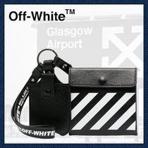 【 Off-White 】DIAG LEATHER コインケース