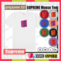 【21SS】SUPREME Mouse Tee [追跡付き]