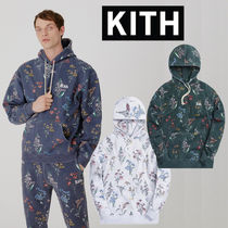 【KITH】パーカー Botanical Floral Williams III Hoodie