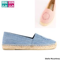 限定/関税込 STELLA MCCARTNEY Denim logo Espadrilles4218071