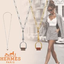 ◆NEW IN◆ HERMES  エリタージュ エケストル ネックレス