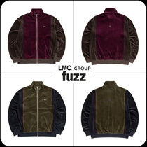 [ LMC GROUP ]★ 韓国大人気 ★FUZZ SOFT VELOUR JACKET