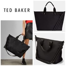 【TED BAKER】MABELEラージ ナイロン トートバッグ