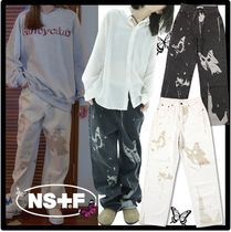 ★送料・関税込★NASTY FANCY CLUB★VLINDER PRINTED PANT.S★