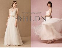 BHLDN Willowby by Watters Reagan Gown ウェデイングドレス
