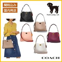 【COACH】Willow Shoulder Bag◆国内発送◆