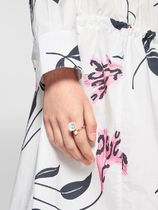 【MARNI】RINGS RINGS S M L / ANMV0076A0M200000W01 WHITE
