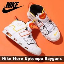 ★関税/送料込★ NIKE AIR MORE UPTEMPO RAYGUNS DD9223-100