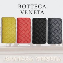 直営◆ BOTTEGA VENETA◆ IPHONE 12/12 PRO ケース ♪