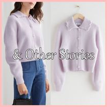 ♦& Other Stories*Statement Collar カーディガン♦