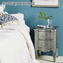 お洒落★ANTHROPOLOGIE★Hand-Embossed Nightstand