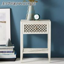 お洒落★ANTHROPOLOGIE★Jali-Carved Nightstand