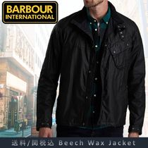 Barbour(バブアー) アウターその他 【送料/関税込み】BARBOUR INTERNATIONAL Beech Wax Jacket