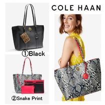 【Cole Haan】●日本未入荷●Large Turnlock Tote