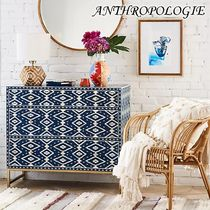 お洒落★ANTHROPOLOGIE★Ikat Inlay Three-Drawer ドレッサー