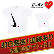 COMME des GARCONS X NIKE コラボ カットソー レディース