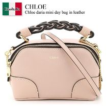 Chloe daria mini day bag in leather