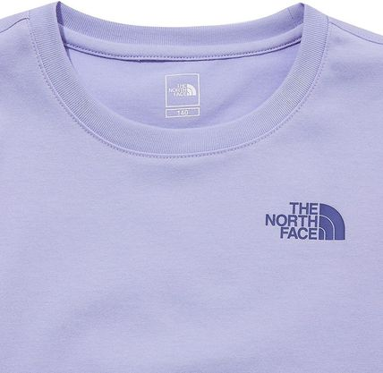 THE NORTH FACE キッズ用トップス ☆人気☆THE NORTH FACE☆K'S ESSENTIAL LOGO S/S R/TE.E☆(10)