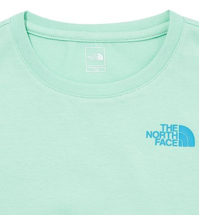 THE NORTH FACE キッズ用トップス ☆人気☆THE NORTH FACE☆K'S ESSENTIAL LOGO S/S R/TE.E☆(18)