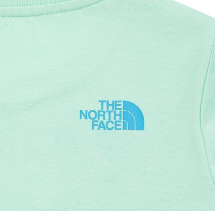 THE NORTH FACE キッズ用トップス ☆人気☆THE NORTH FACE☆K'S ESSENTIAL LOGO S/S R/TE.E☆(20)