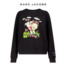 MARC JACOBS×Magda Archer コラボ プリント スウェット