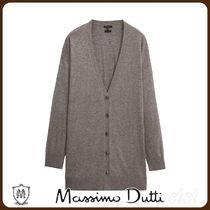 MassimoDutti♪RELAXED TOTAL LOOK CARDIGAN