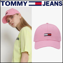 Tommy Hilfiger正規品★Cotton flag ball cap (PINK)★送料込