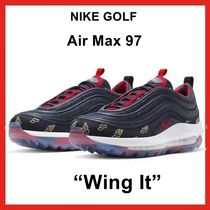 """Nike Air Max 97 Golf """"Wing It"""" Alternate Navy AW 20 2020"""