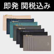 ★CELINE ZIPPED COMPACT CARD HOLDER カードケース