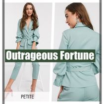 [ASOS]Outrageous Fortune フリルスリーブ ジャケット 送料込