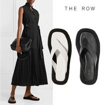 The Row★ザ・ロウ サンダル★Ginza Sandal in Suede