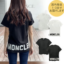 MONCLER(モンクレール) Tシャツ・カットソー 【国内即発】MONCLER★BACKプリント ロゴTシャツ♪