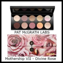 大人気!!【PAT McGRATH LABS】Mothership VII Divine Rose