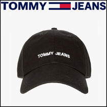 Tommy Hilfiger正規品★Tommy Jeans Logo Cap★ユニセックス