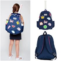 可愛い♪Ame&lulu Juniors Little Patches Tennis Backpack