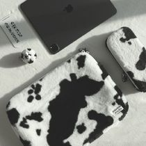 韓国可愛い雑貨♪milk cow iPad notebook pouch/MOOWOO STUDIO