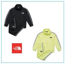 THE NORTH FACE K'S トレーニングセットアップジャージ2色展開