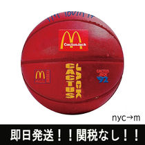 即納国内発送 Cactus Jack×McDonald's  BASKETBALL