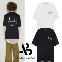 ★ANDERSSON BELL★UNISEX CREVICE ART T-SHIRTS