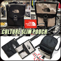 【THE NORTH FACE】CULTURE SLIM POUCH★男女兼用★