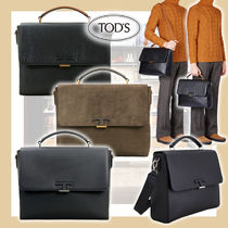 【20AW NEW】TOD'S_men/TIMELESS タイムレス ブリーフケース/3色