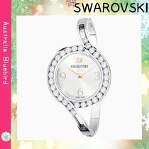 セール★SWAROVSKI★LOVELY CRYSTALS BANGLE ウォッチ