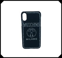 MOSCHINO LOGO IPHONE COVER