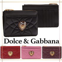直営店 『Dolce & Gabbana』Medium devotion card holder